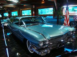 Ingresso para o Museu Hollywood Dreams Cars