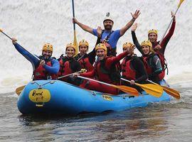 Ingresso para Rafting no Brasil Raft Park