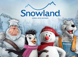 Ingresso Snowland - 1º Parque de Neve das Américas