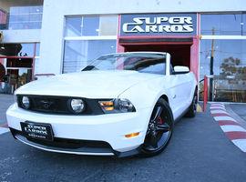 Passeio Mustang GT + Vídeo Grátis