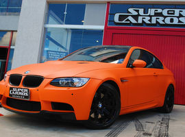 Ingresso para o Test Drive na BMW M3 Coupe