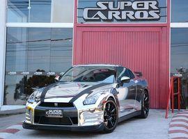 Ingresso para o Test Drive no Nissan GT-R
