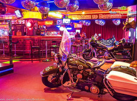 Ingresso da Harley Davidson Motor Show