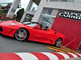 Ingresso para o Test Drive Ferrari Califórnia