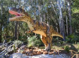 Ingresso para o Parque Vale dos Dinossauros