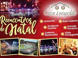 Promoção Ingresso Camarote Natal Luz Show do Lago