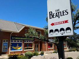 Ingresso para o Museu dos Beatles o 1º do Brasil