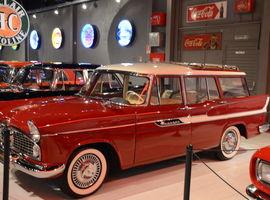 Ingresso para o Museu do Automóvel de Canela