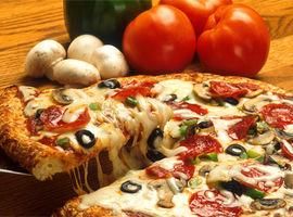 Ingresso Navio Cara de Mau Pizzas Sabores Tradicional