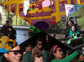 Passaporte Alpen Kids Ingresso com 4 atividades Ilimitadas