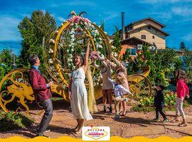 Casamento dos Sonhos no Estilo Romântico em Gramado - RS