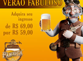 A Fabulosa Fábrica de Cervejas