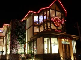 Jantar Hard Rock Café + Show do Elvis Presley sem Transporte
