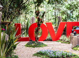 Jardim do Amor - Casamento dos Sonhos